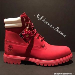 """Timberland Watervill Holiday Edition 6"""" Boot A2AZG"""